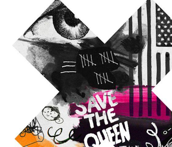 Save the Queen by Henzel Studio by Henzel Studio
