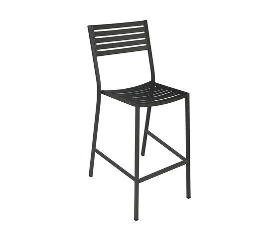 Segno Barstool - Set of 4 by EMU