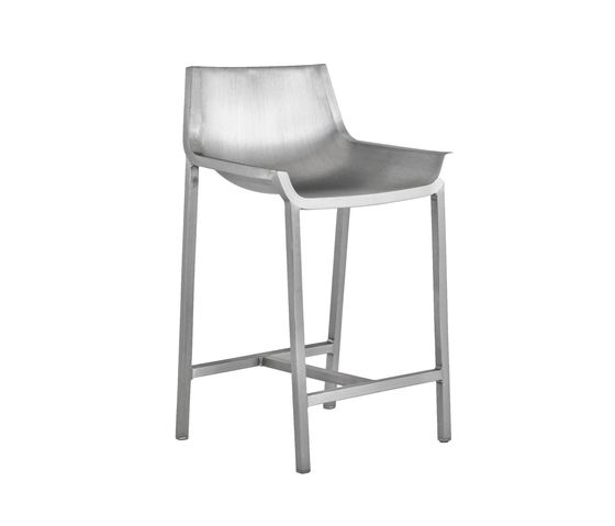 Hand Brushed,Emeco,Stools,bar stool,chair,furniture,stool