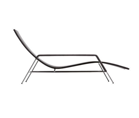 Siesta Sun Bed by Point by Point