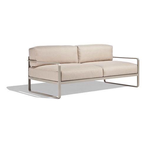 Sit 2-seater sofa by Bivaq by Bivaq