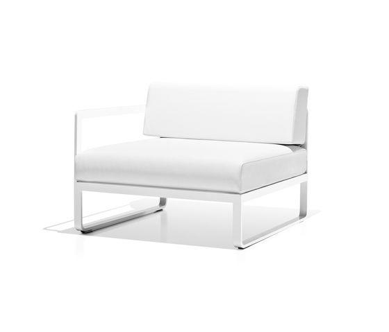 Sit side module by Bivaq by Bivaq