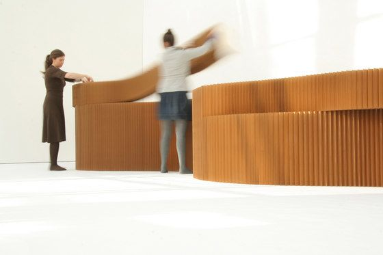 softblock | natural brown paper by molo by molo