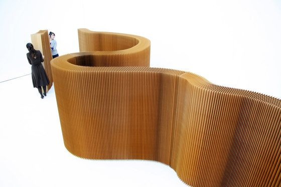 softwall | natural brown paper by molo by molo