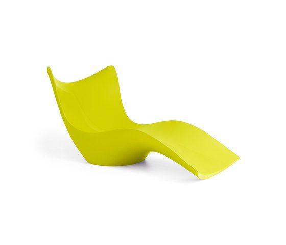 Surf Chaise Longue by Vondom
