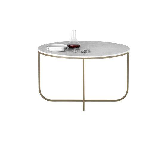 Tati Table 120 marmor by ASPLUND by ASPLUND