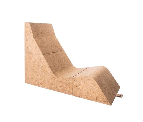 Tumble Cork Chair&Table by Movecho by Movecho