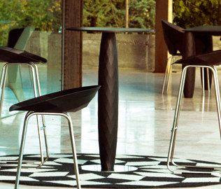 Vases Bar Table -  Ø70 x 100 by Vondom