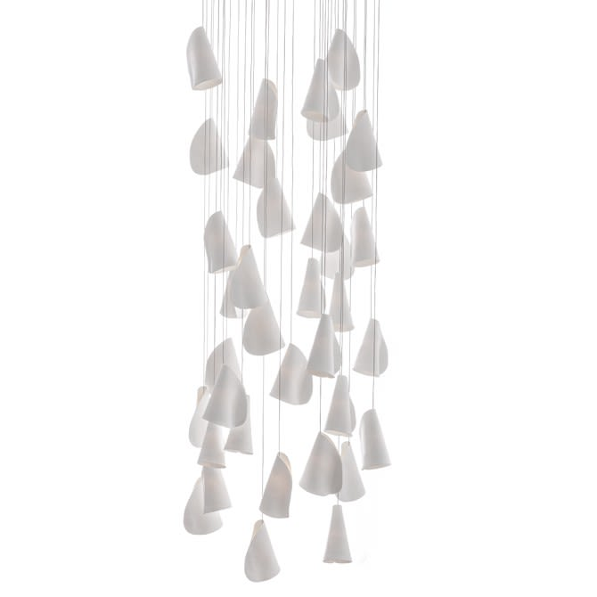 21.36 Square Chandelier by Bocci