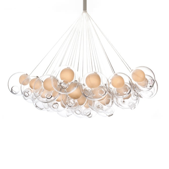 28.37 Cluster of 37 Pendants by Bocci