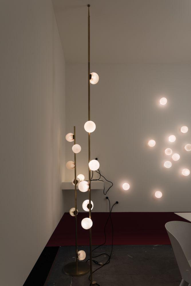 84 Stem Column Lamp by Bocci