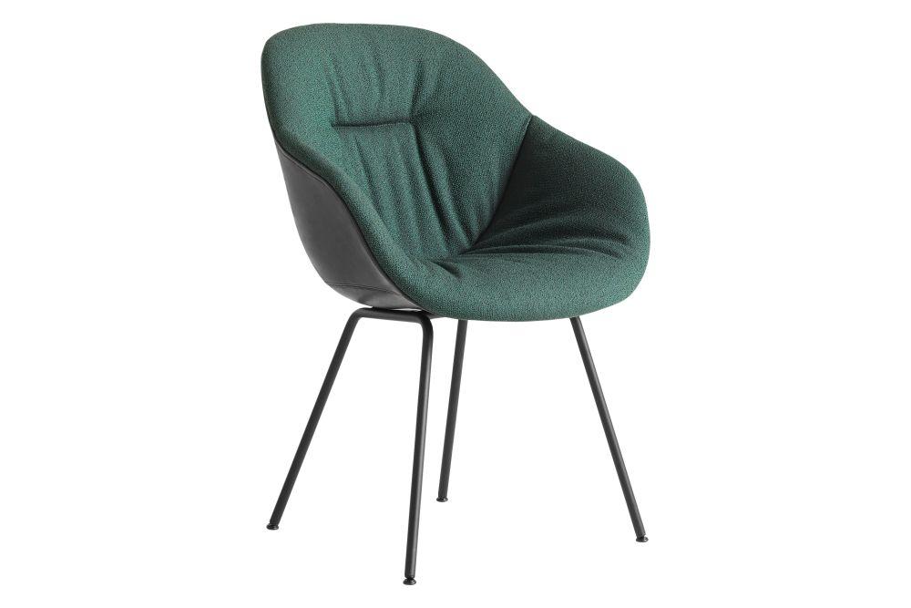 Bolgheri LGG60 - Silk SIL0250 Cognac, Metal Black,Hay,Dining Chairs