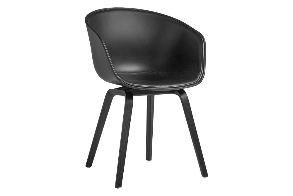 AAC 22 Dining Chair - Front Upholstered by Hay