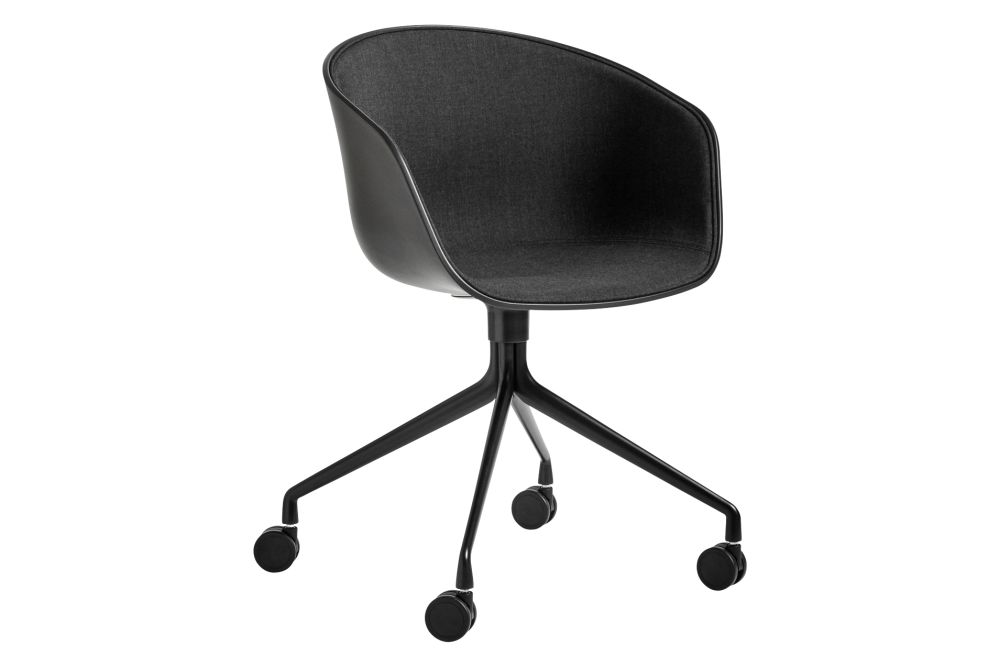 AAC 24 Meeting Chair - Front Upholstered by Hay