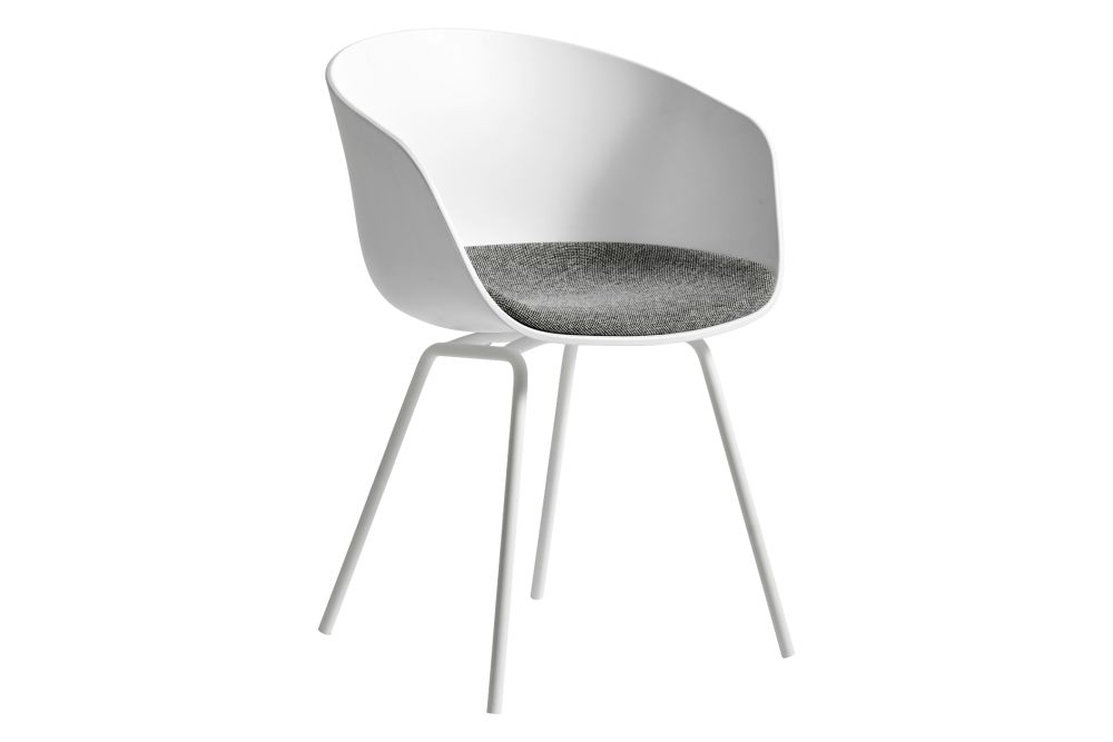 AAC 26 Dining Chair - Fixed Seat Cushion by Hay