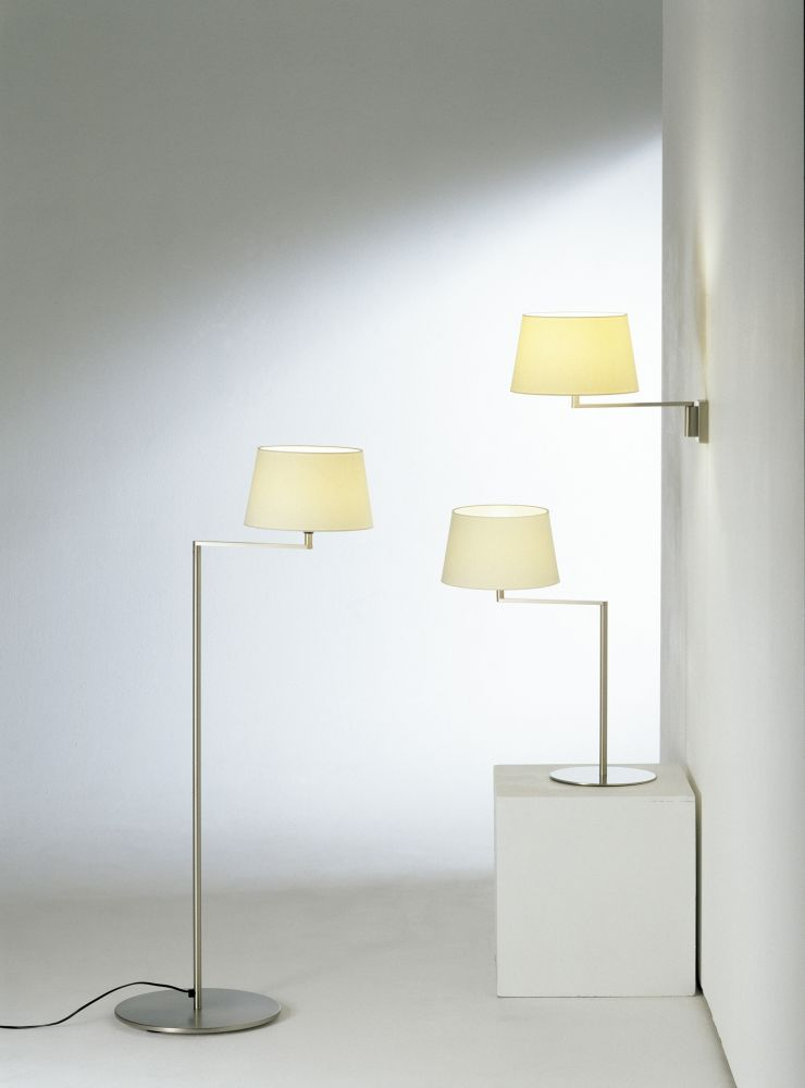 Americana Floor Lamp by Santa & Cole