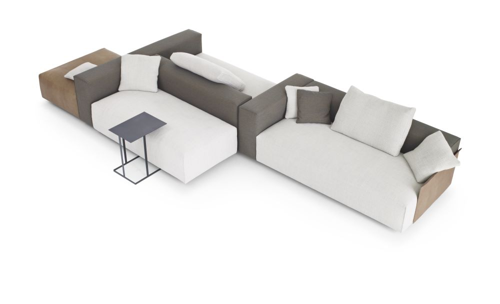 Metal Top,Montis,Coffee & Side Tables,architecture,couch,furniture,living room,room,sofa bed,studio couch,table