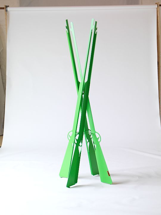 Annie Get Your Coat Stand by New British Design