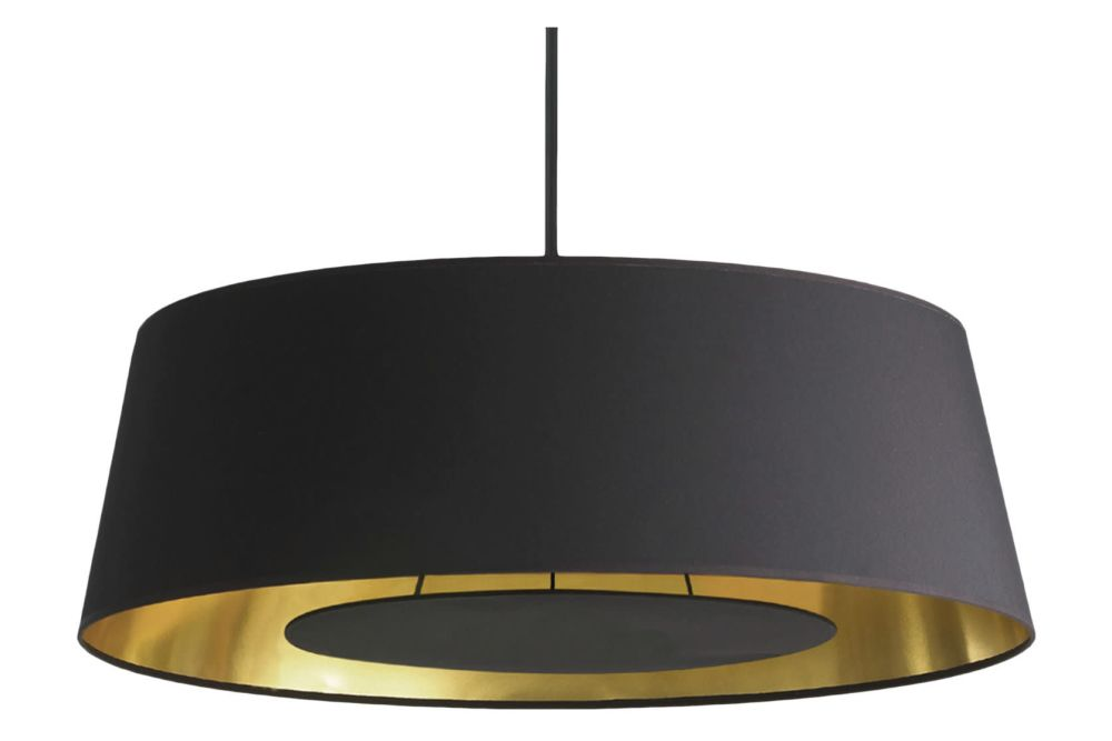 Black 100cm satin nickel,CTO Lighting,Pendant Lights