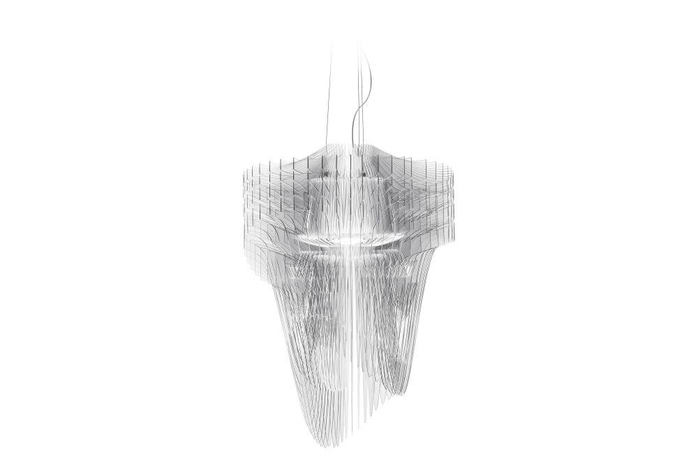 Aria Pendant Lights by Slamp