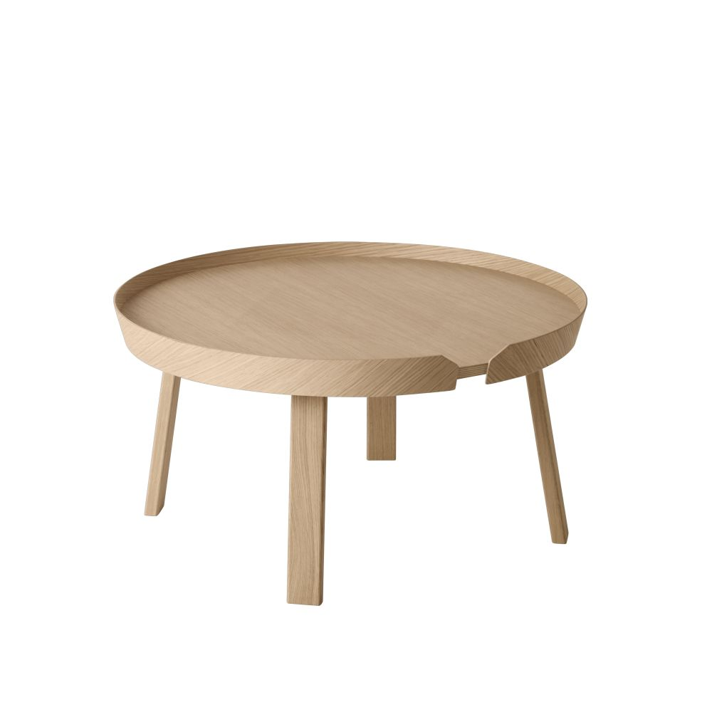 Around Coffee Table Large by Muuto by Clearance
