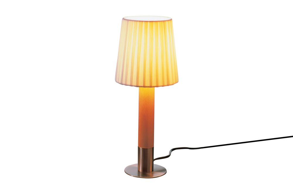 Básica Mínima Bedside Lamp by Santa & Cole