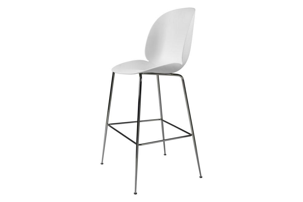 Beetle Bar Chair - Un-upholstered by Gubi