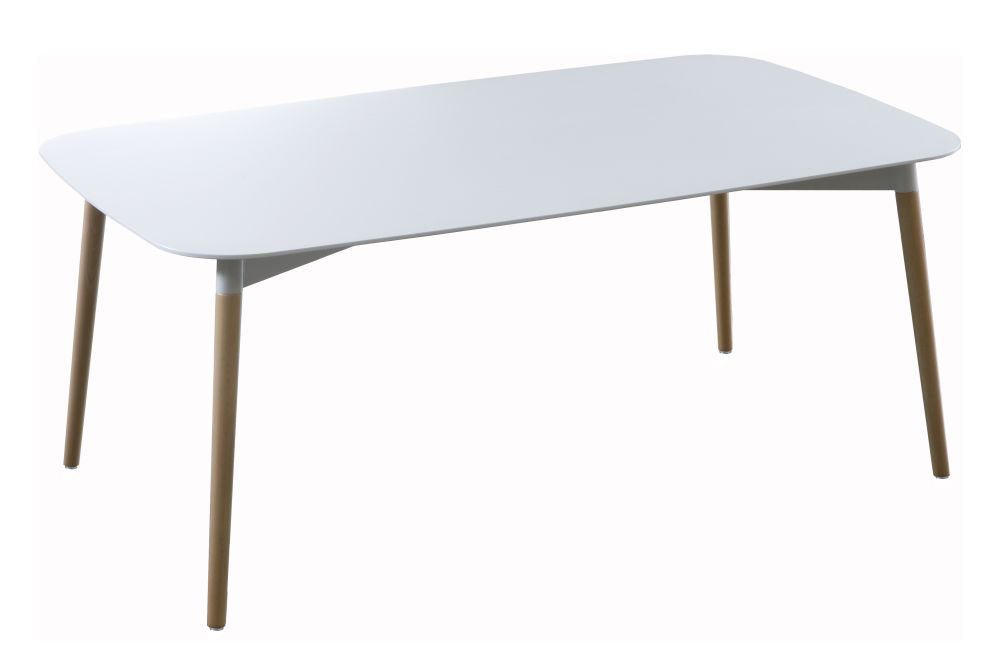 Belloch Rectangular Dining Table by Santa & Cole