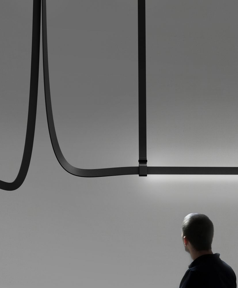 Belt Pendant Light by Flos