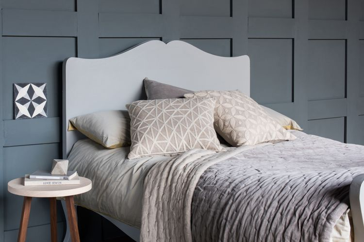 Berber Ecru & Linen with Velvet Linen Oyster Bedspread