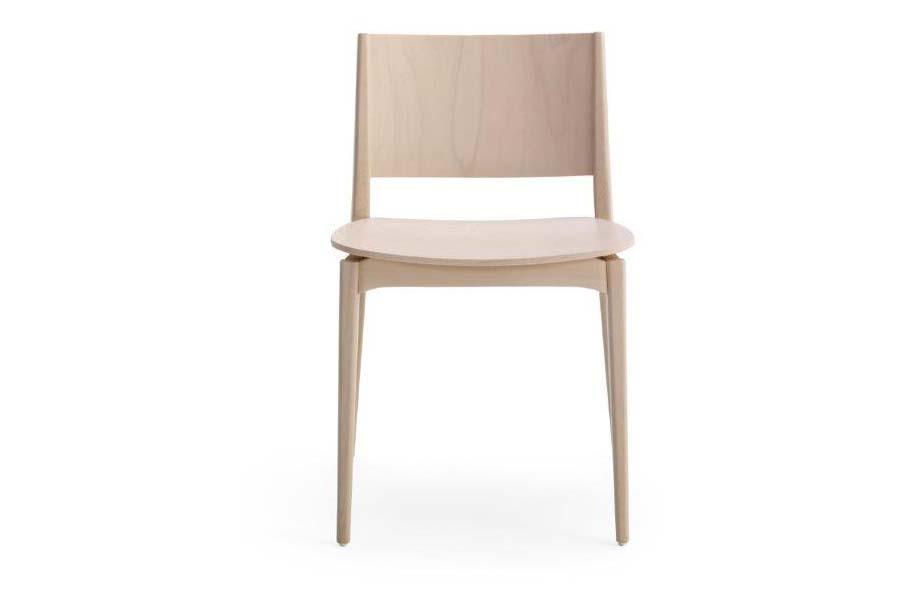 Blazer 632 Dining Chair - Set of 2 by Billiani
