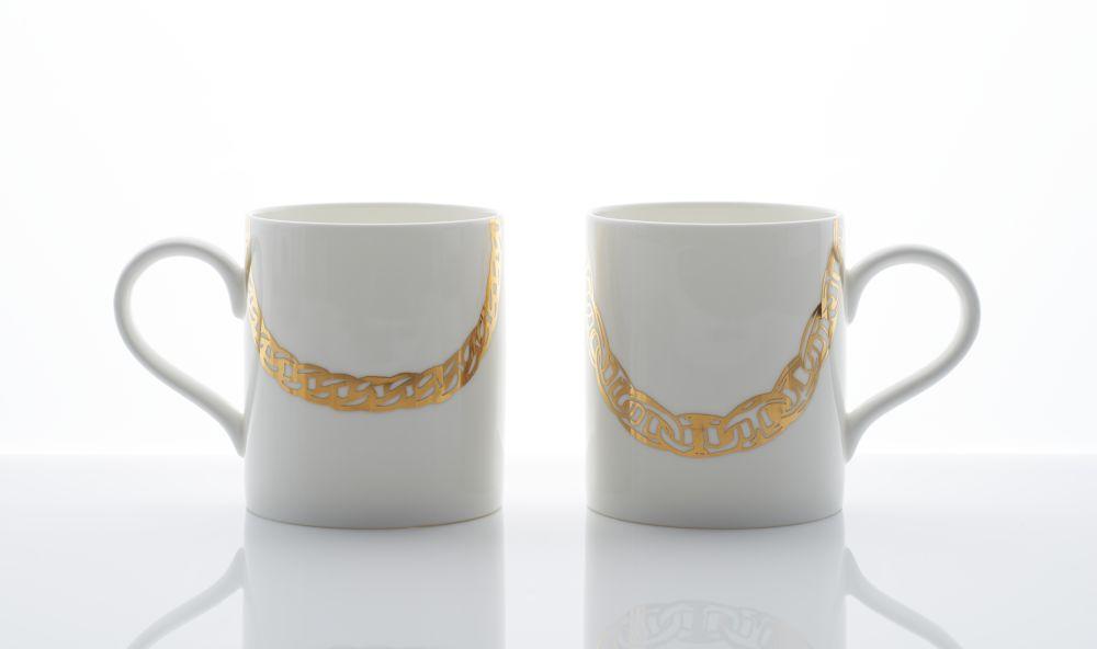 Bling Mug by Peter Ibruegger Studio