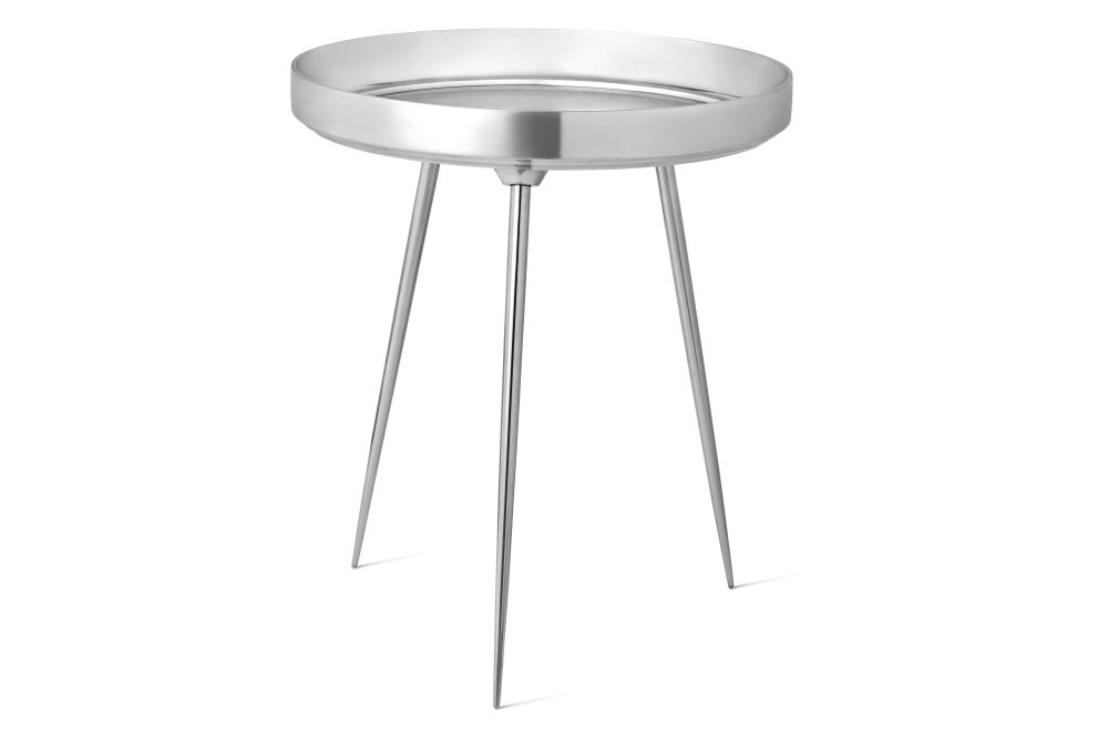 Natural Lacquered Mango Wood, 40cm,Mater,Coffee & Side Tables
