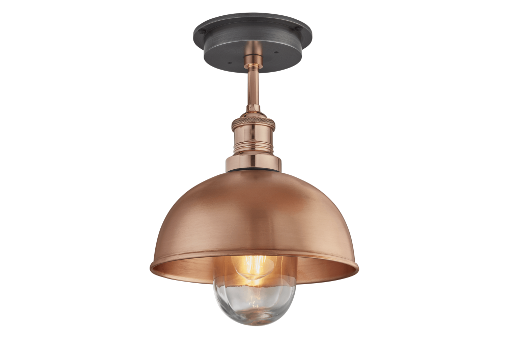 Copper - Copper mount,INDUSTVILLE,Ceiling Lights