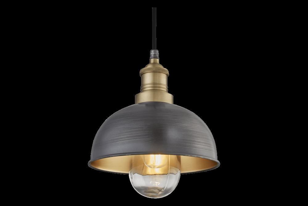 Brass - Brass Holder,INDUSTVILLE,Pendant Lights
