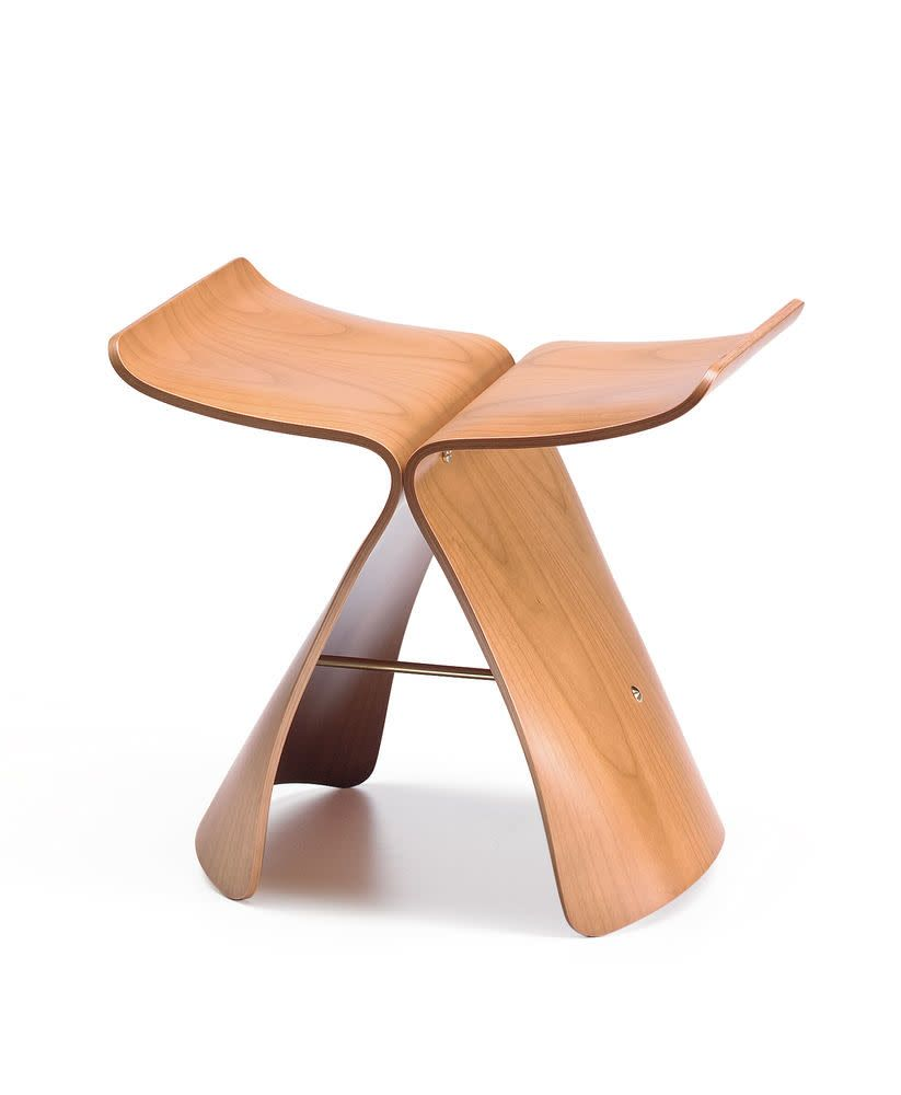 Butterfly Stool by Vitra by Clearance
