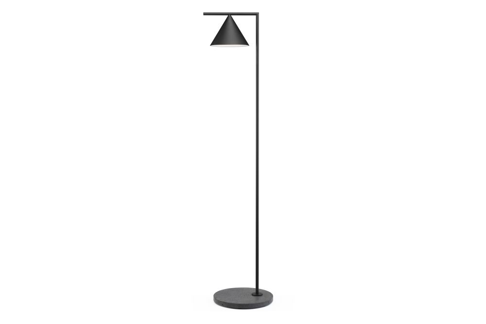 Stainless Steel / Occhio Di Pernice Stone, 2700K,Flos,Outdoor Lighting