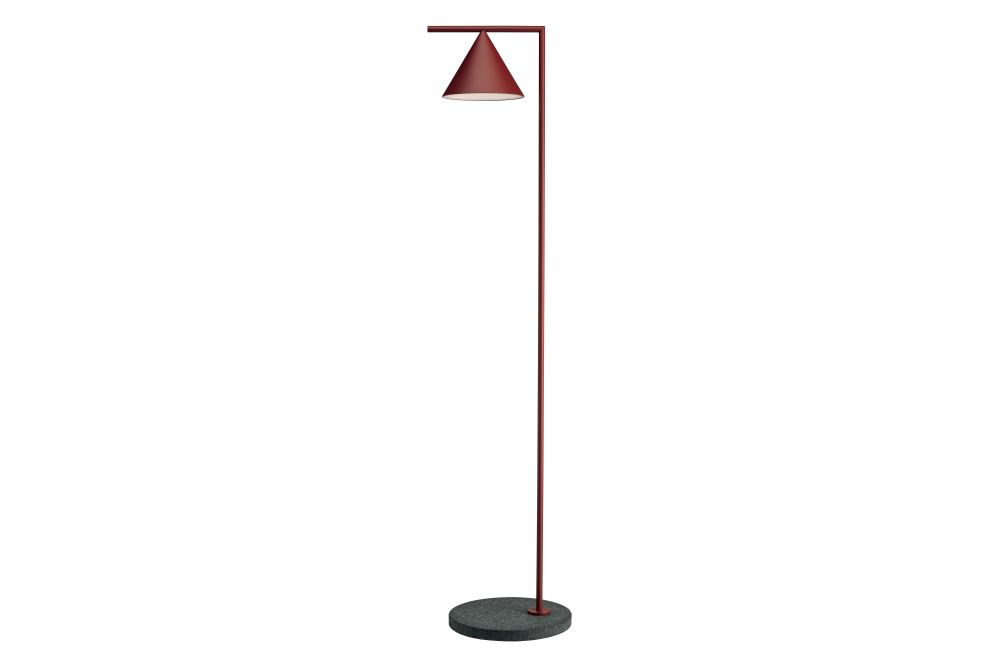 Matt Black / Black Lava Stone, 4000K,Flos,Outdoor Lighting