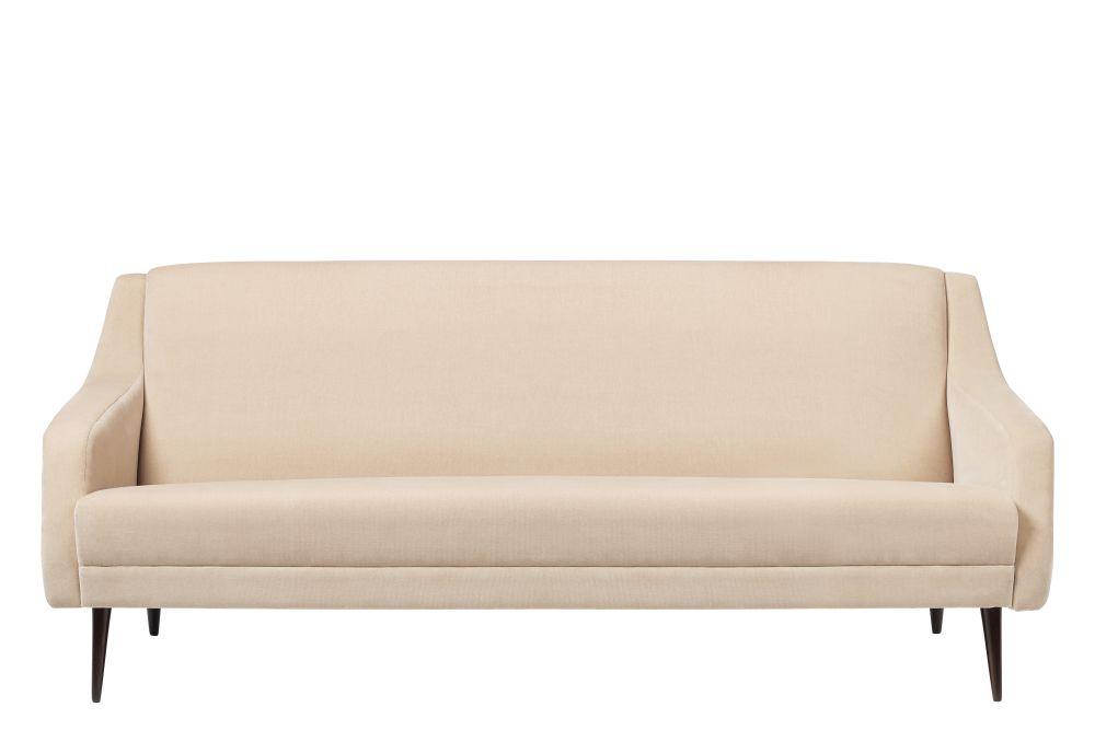 CDC.1 Sofa, Wood Base by Gubi