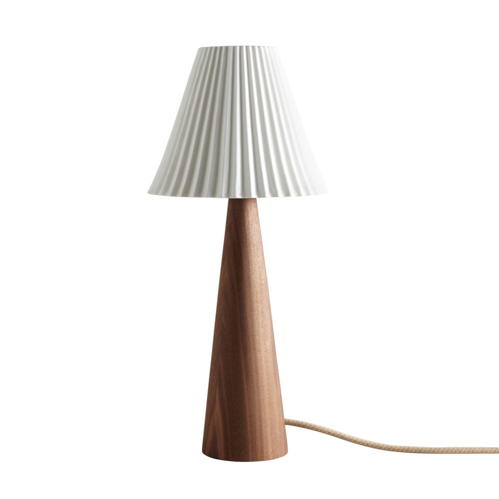 Cecil Table Lamp, Cone Base by Original BTC