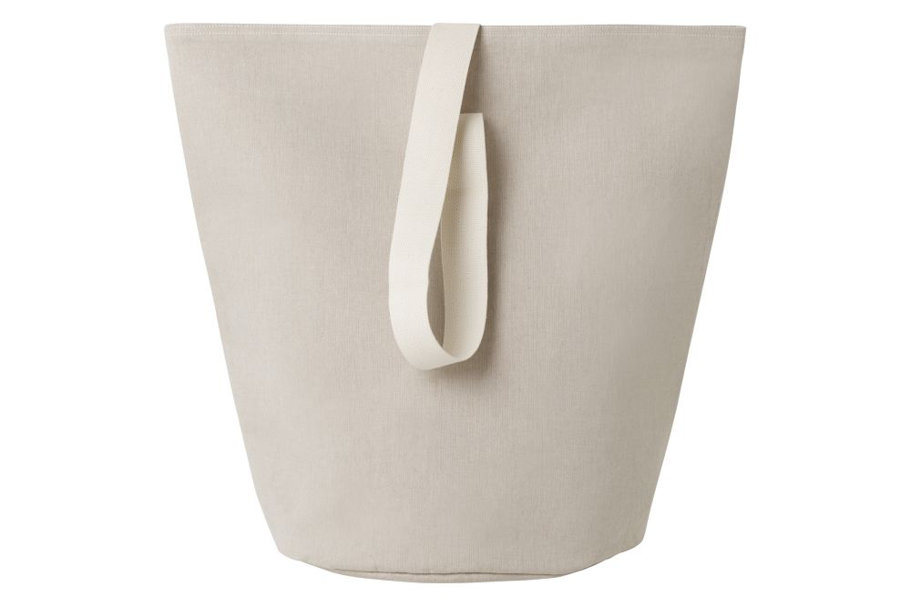 Chambray Large Basket - Set of 2 by ferm LIVING