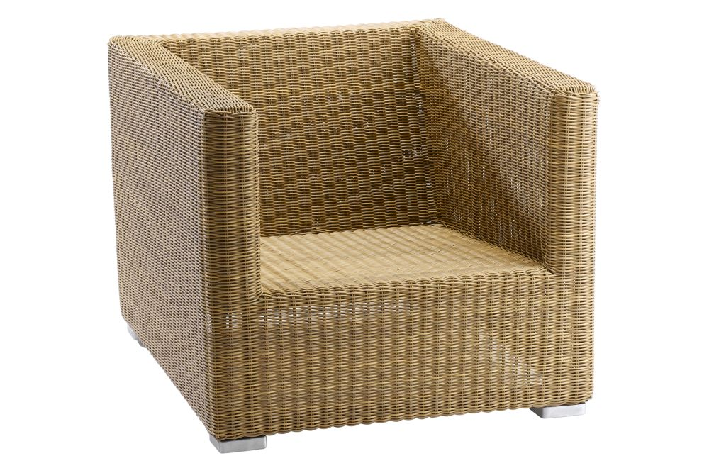 G Graphite,Cane Line,Lounge Chairs