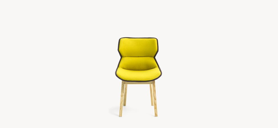 Clarissa Dining Chair-new by Moroso