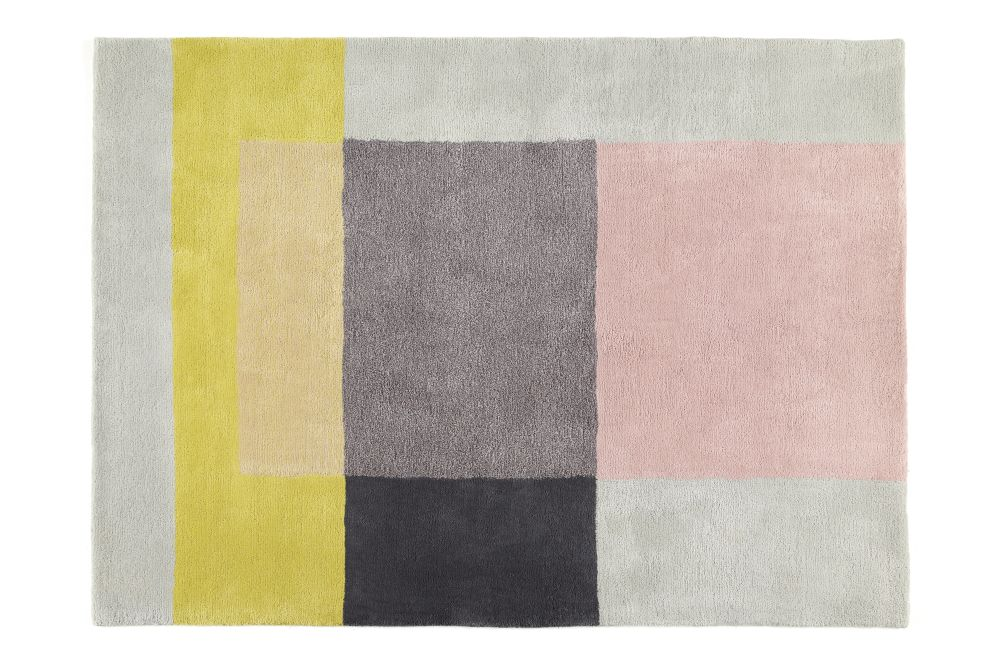 Colour scheme NO. 5,Hay,Workplace Rugs