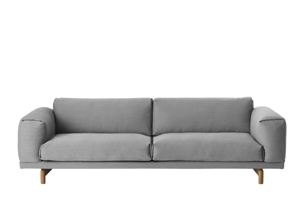 Compose 3 Seater Sofa by Muuto
