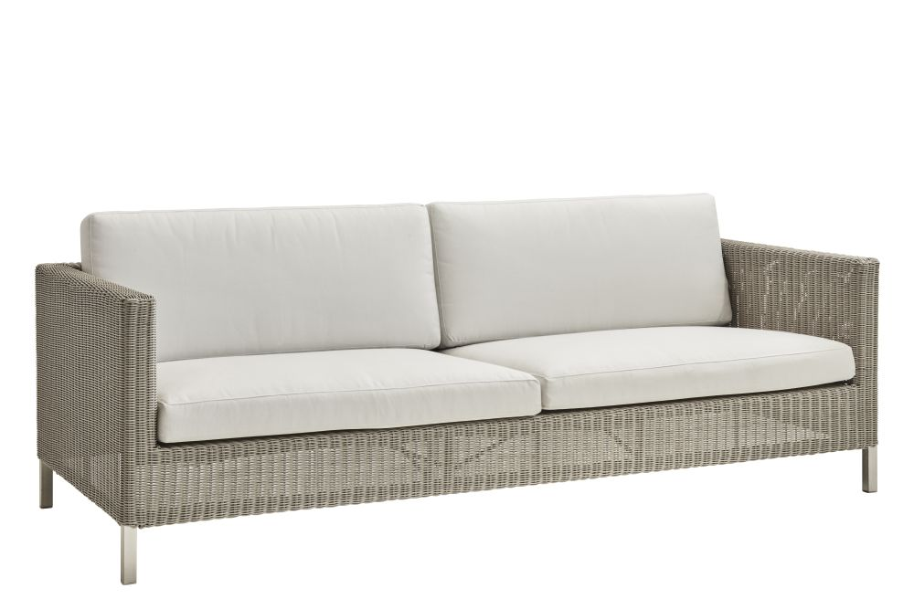 YS94 White,Cane Line,Outdoor Sofas