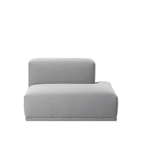 Connect Modular Sofa - Right Open ended by Muuto