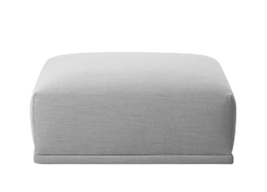 Connect Modular Sofa - Short Ottoman by Muuto