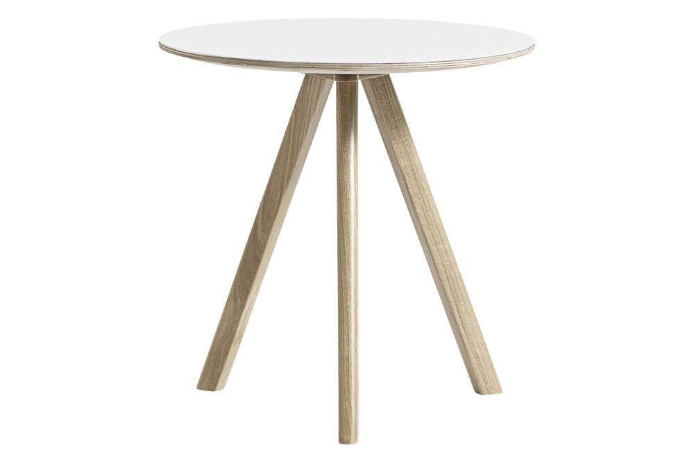 Round Coffee Table Wood.Cph 20 Round Coffee Table From Hay