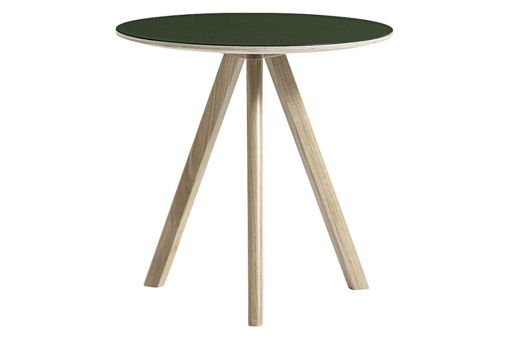 CPH 20 Round Coffee Table by Hay
